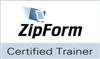 Certified Zipform Trainer